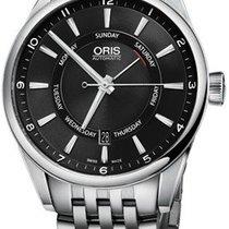 Oris Artix Pointer Steel 42,00mm Black