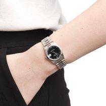 Rolex Witgoud Automatisch Zwart 31mm tweedehands Datejust