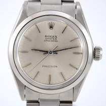 Rolex Oyster Precision Steel 30mm