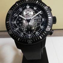 Fortis B-42 Official Cosmonauts Titanium 42mm Black Arabic numerals