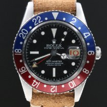 Rolex 6542 Steel GMT-Master 38mm
