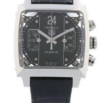 TAG Heuer Monaco Calibre 36 occasion 40.5mm Acier