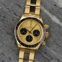 Rolex 6263 Or jaune Daytona 37mm