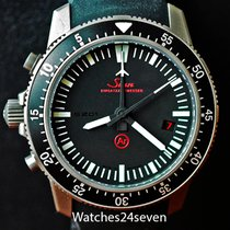 Sinn new Automatic Limited Edition Crown Left Screw-Down Crown 43mm Steel Sapphire Glass