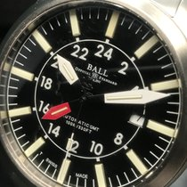 Ball Steel 44mm Automatic Engineer Master II Aviator pre-owned