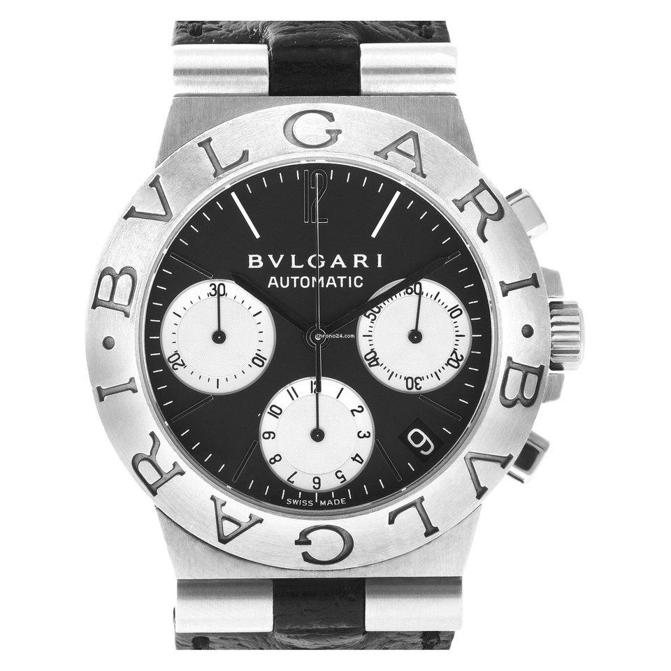 Bulgari CH 35 S   Référence de montre Bulgari Réf ID CH 35 S auprès de  Chrono24 847add5d5f2