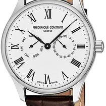 Frederique Constant Classics new Quartz Watch with original box FC259WR5B6DBR