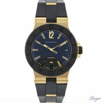 Bulgari 35mm Automatic 2019 new Diagono Black