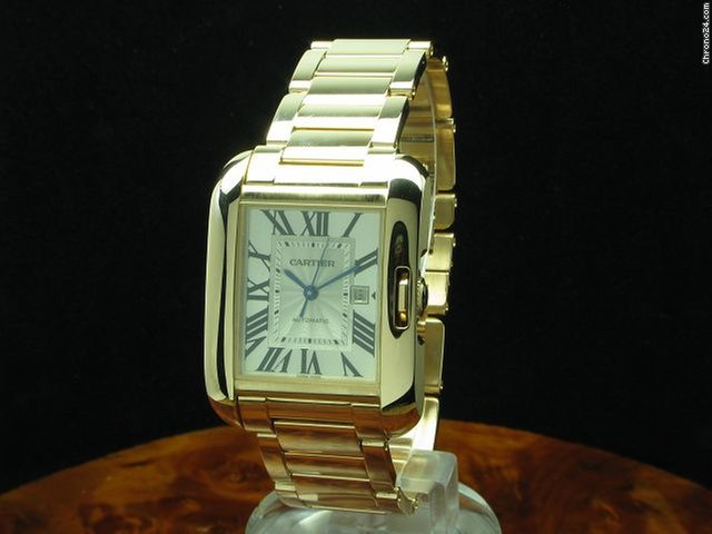 Cartier Tank Anglaise W5310003 new