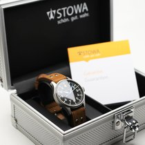 Stowa Steel 36mm Manual winding new