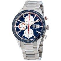 TAG Heuer Carrera Calibre 16 new Automatic Chronograph Watch with original box CV201AR.BA0715
