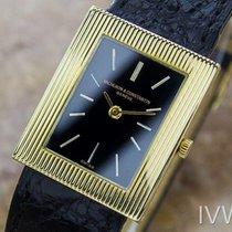 Vacheron Constantin Κίτρινο χρυσό 28mm Χειροκίνητη εκκαθάριση μεταχειρισμένο