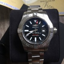 Breitling Avenger II Seawolf Steel 45mm Black Arabic numerals United States of America, DC, 20009
