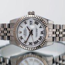 Rolex 179174 Zeljezo 2010 Lady-Datejust 26mm rabljen