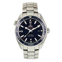 Omega 232.90.46.21.03.001 Titanium 2013 Seamaster Planet Ocean 45mm pre-owned United States of America, New York, New York