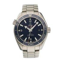 Omega Seamaster Planet Ocean 232.90.46.21.03.001 2013 pre-owned