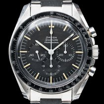 Omega Speedmaster Professional Moonwatch Steel 42mm Black United States of America, Massachusetts, Boston