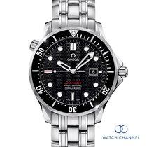 Omega Seamaster Diver 300 M Steel 42mm Black No numerals South Africa, Johannesburg