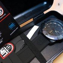 Luminox Navy Seal Colormark Carbon 44mm Black Arabic numerals