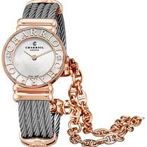 Charriol St-Tropez new Quartz Watch with original box and original papers 028PCD1540563