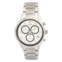 ck Calvin Klein Steel 43mm Chronograph K4M27146 new United States of America, Connecticut, Shelton