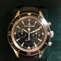 Jaeger-LeCoultre Deep Sea Chronograph Otel 42mm Negru