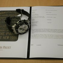 Audemars Piguet Royal Oak Offshore Chronograph Staal 42mm Zilver