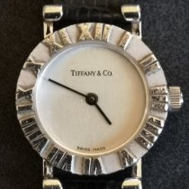 Tiffany Argent 21mm Quartz s0640 occasion