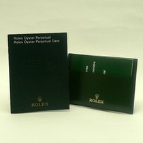 Rolex Oyster Perpetual Date Manual Booklet Set 2009 English