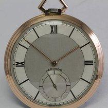 Movado Horloge tweedehands 1930 46mm Handopwind Alleen het horloge