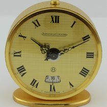 Jaeger-LeCoultre Clock With Automatic Alarm