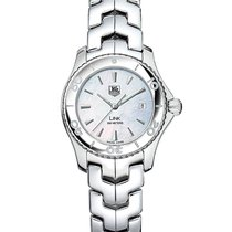 TAG Heuer Link Lady WJ1313.BA0572 new