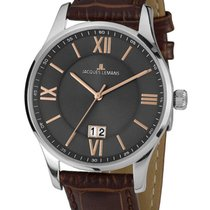Jacques Lemans 1-1845N London Herren 40mm 10ATM