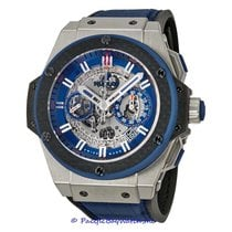 Hublot 701.NQ.0137.GR.SPO14 Titanium King Power 48mm new United States of America, California, Newport Beach