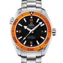 歐米茄 (Omega) Omega Seamaster Planet Ocean 600M Orange Dial ...