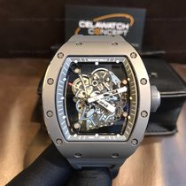 Richard Mille Handopwind tweedehands RM 055