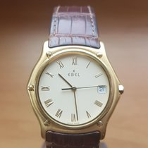 Ebel Classic Yellow gold 36mm