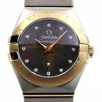 Omega Constellation Quartz 123.20.24.60.57.006 2020 nouveau
