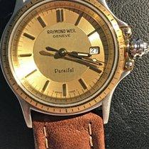 Raymond Weil Parsifal usados 30mm Acero y oro