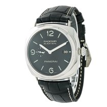 Panerai Radiomir Black Seal 3 Days Automatic Steel 45mm Black No numerals United States of America, New York, New York