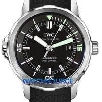 IWC Aquatimer Automatic Steel 42mm Black