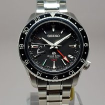 Seiko Grand Seiko Full Set Spring Drive Gmt Power Reserve