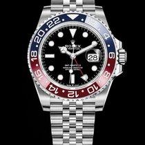 Rolex 126710BLRO Acciaio GMT-Master II