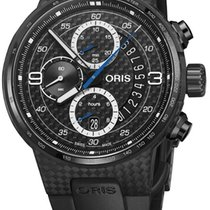 Oris Williams F1 Titanium 44mm Black United States of America, New York, Airmont