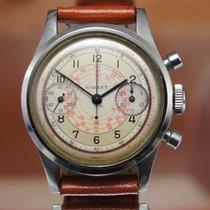 Gallet Clamshell Waterproof Vintage Chronograph