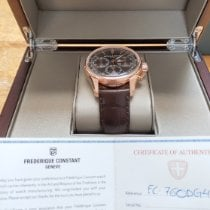 Frederique Constant Manufacture Goud/Staal 42mm