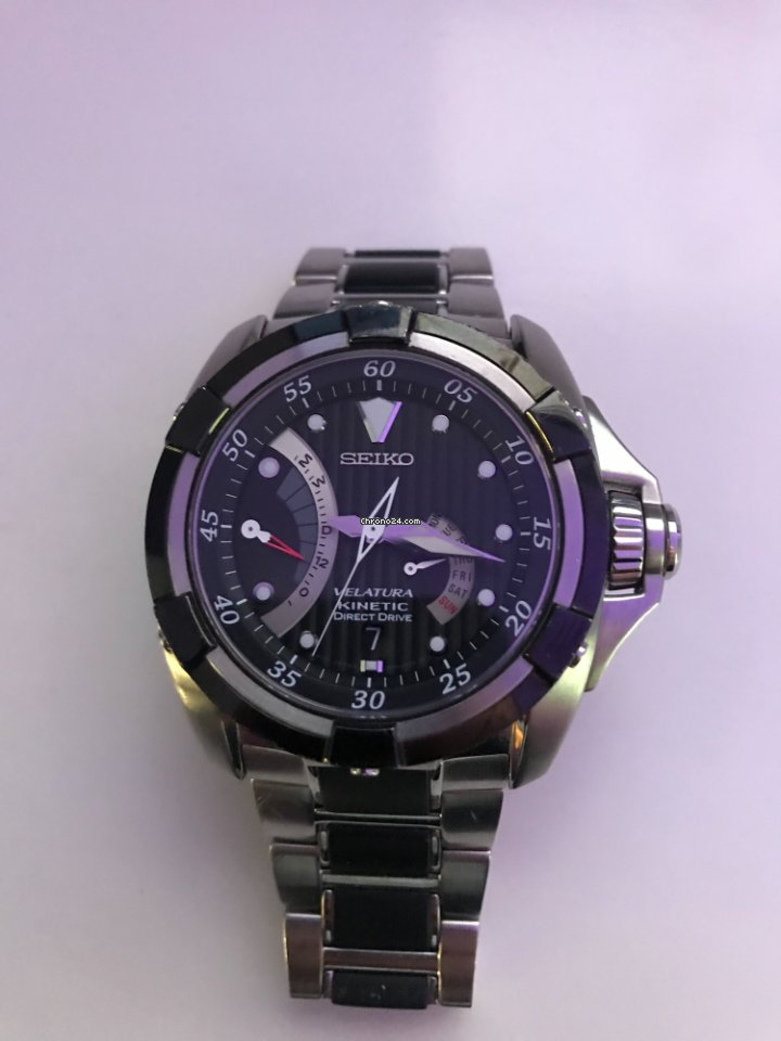 Seiko Velatura Kinetic Direct Drive for  572 for sale from a Private Seller  on Chrono24 f22fca5d9b