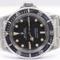 Rolex Submariner (No Date) Acciaio 40mm Nero Senza numeri Italia, Perugia