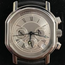 Daniel Roth Steel 38mm Automatic Daniel Roth pre-owned