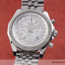 Breitling Bentley B06 Acero 44.5mm Plata